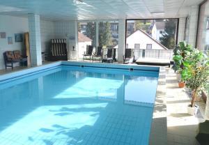 Hotel Pension Jägerstieg, Penziony  Bad Grund - big - 40