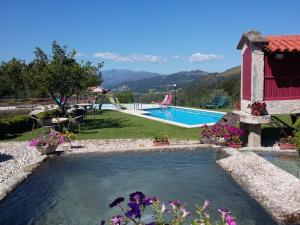 Casa D`Auleira, Farm stays  Ponte da Barca - big - 77