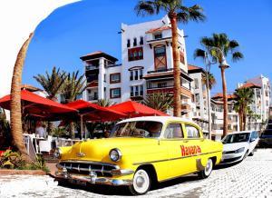 StyleSuite Marina Agadir, Apartmanok  Agadir - big - 35