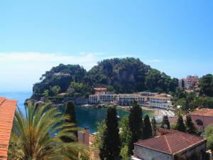 Panoramic Apartments Taormina Mazzarò, Apartmány  Taormina - big - 9