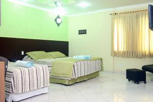 Monte Serrat Hotel, Hotel  Santos - big - 9