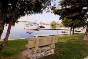 Auberge Lac-Saint-Jean, Мини-гостиницы  Roberval - big - 22