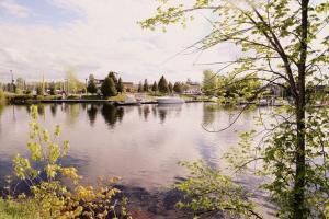 Auberge Lac-Saint-Jean, Мини-гостиницы  Roberval - big - 4