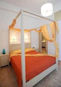 Aigaio Studios, Apartmány  Tinos Town - big - 67