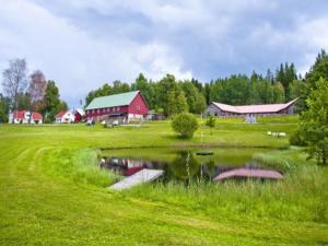 Gårdshotellet Påarps Gård, Hotels  Håcksvik - big - 9