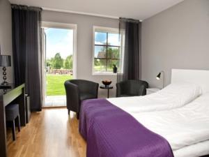 Gårdshotellet Påarps Gård, Hotels  Håcksvik - big - 8