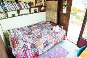 Double Room with Air Conditioning and external bathroom