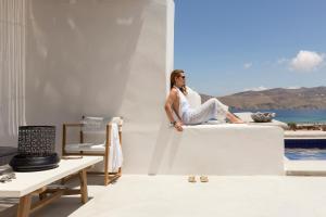 Mykonos Panormos Villas & Suites, Vily  Panormos Mykonos - big - 81