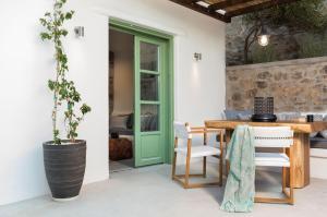 Mykonos Panormos Villas & Suites, Vily  Panormos Mykonos - big - 90
