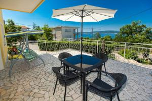 Apartments Vila Rosa Mora, Apartments  Crikvenica - big - 20