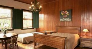 Double or Twin Room with Mountain View and Private External Bathroom