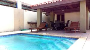 Dorado Eagle Beach Hotel, Апартаменты  Пальм-Бич - big - 16