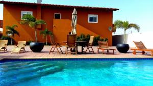 Dorado Eagle Beach Hotel, Апартаменты  Пальм-Бич - big - 36