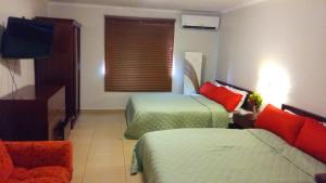 Dorado Eagle Beach Hotel, Апартаменты  Пальм-Бич - big - 10