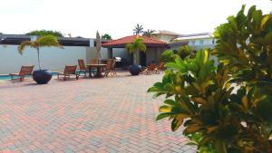 Dorado Eagle Beach Hotel, Апартаменты  Пальм-Бич - big - 19