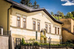 4 hviezdičkový penzión VILLA MARIA art&style accommodation Banská Štiavnica Slovensko