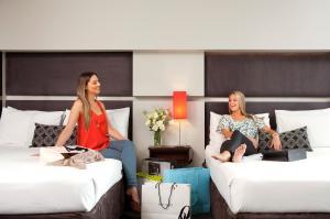 Dvoulůžkový pokoj typu Executive s oddělenými postelemi