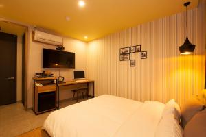 Hotel Gray, Hotel  Changwon - big - 22