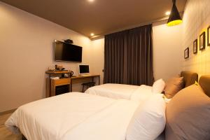 Hotel Gray, Hotel  Changwon - big - 7