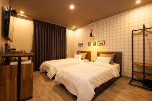 Hotel Gray, Hotel  Changwon - big - 3