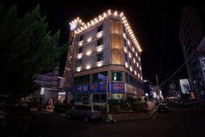 Hotel Gray, Hotel  Changwon - big - 40