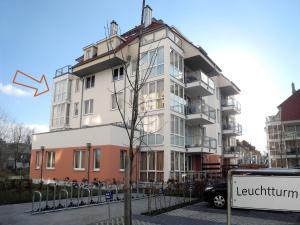 Apartment Leuchtturm 16, Apartmány  Großenbrode - big - 45