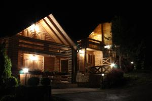 Villa Natural Wood, Ferienwohnungen  Zlatibor - big - 23