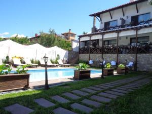 Einstein House & Spa, Penziony  Marchevo - big - 72