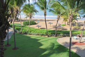 One-bedroom Oceanfront Villa at Rio Mar, Апартаменты  Рио-Гранде - big - 17