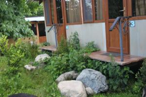 Bio Yard, Penzióny  Lagodekhi - big - 73