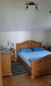 Vila Skocidjevojka, Apartmanok  Petrovac na Moru - big - 72
