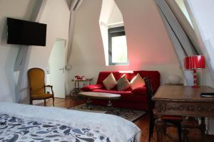 Propriété La Claire, Bed & Breakfasts  Honfleur - big - 24