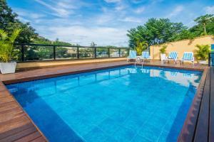 Hotel Barra da Lagoa, Hotely  Búzios - big - 41