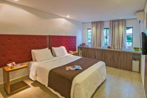 Hotel Barra da Lagoa, Hotely  Búzios - big - 4