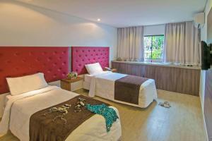 Hotel Barra da Lagoa, Hotely  Búzios - big - 2