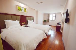 GreenTree Inn Fujian Fuzhou Jinshan Wanda PuShang Avenue Business Hotel, Hotely  Fuzhou - big - 12