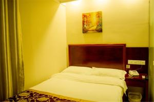 GreenTree Inn Fujian Fuzhou Jinshan Wanda PuShang Avenue Business Hotel, Hotely  Fuzhou - big - 4
