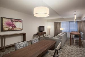 Suite Executive con cama extragrande - No fumadores