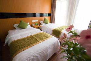 Vatica Jiangsu Lianyungang Haizhou District Government Zhongyin Mingdu Hotel, Hotels  Lianyungang - big - 11