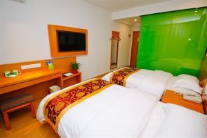 Vatica Jiangsu Lianyungang Haizhou District Government Zhongyin Mingdu Hotel, Hotels  Lianyungang - big - 23