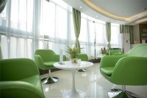 Vatica Jiangsu Lianyungang Haizhou District Government Zhongyin Mingdu Hotel, Hotels  Lianyungang - big - 25
