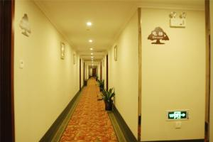GreenTree Inn Jiangsu Nantong Development District Middle Road Business Hotel, Отели  Наньтун - big - 21
