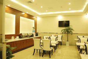 GreenTree Inn Jiangsu Nantong Development District Middle Road Business Hotel, Отели  Наньтун - big - 25