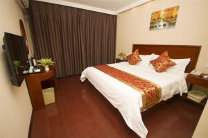 GreenTree Inn Jiangsu Nantong Development District Middle Road Business Hotel, Отели  Наньтун - big - 32