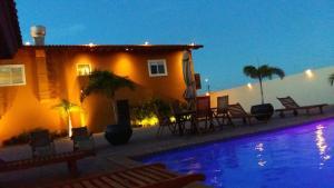 Dorado Eagle Beach Hotel, Апартаменты  Пальм-Бич - big - 27