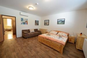 Školící středisko ABENA s ubytováním, Проживание в семье  Острава - big - 3