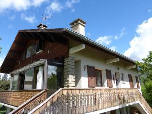 Maison Perce Neige, Ferienhäuser  Barcelonnette - big - 19