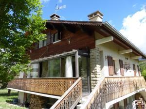 Maison Perce Neige, Ferienhäuser  Barcelonnette - big - 16