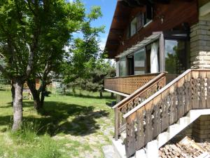 Maison Perce Neige, Ferienhäuser  Barcelonnette - big - 31