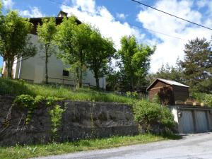 Maison Perce Neige, Ferienhäuser  Barcelonnette - big - 29